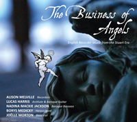 Business of Angels cover