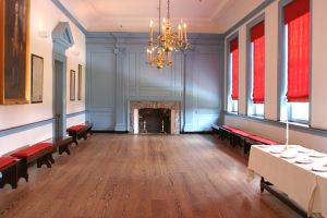 Long Gallery, Independence Hall, Philadelphia