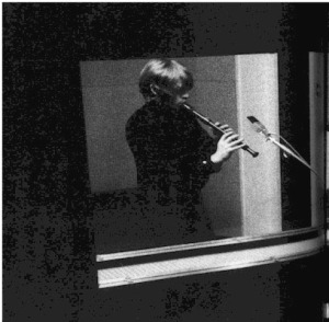 Brian Jones recording for 'Ruby Tuesday'