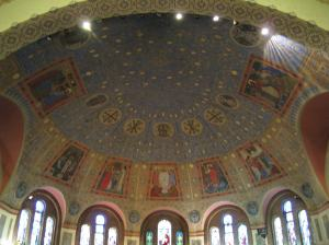Part of the ceiling, St. Anne's Anglican